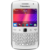 BlackBerry 9360 Curve White