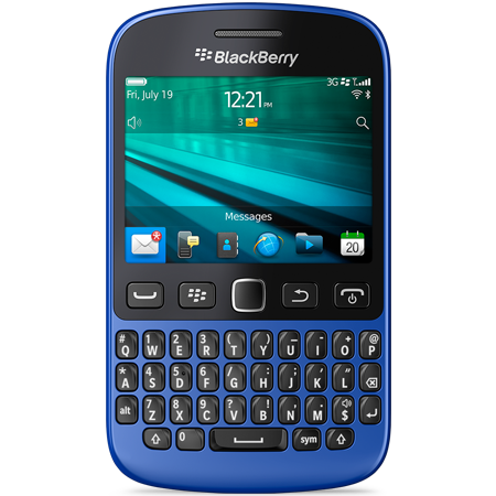 BlackBerry 9720 Blue