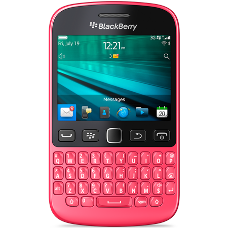 BlackBerry 9720 Pure Pink