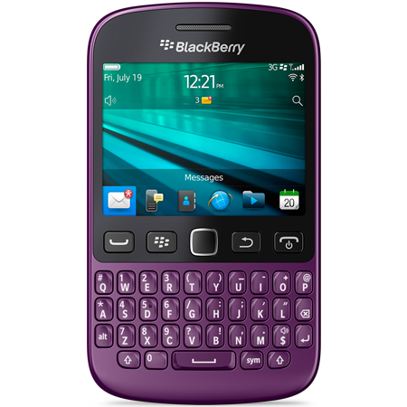 BlackBerry 9720 Purple