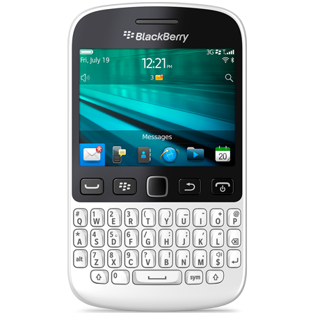 BlackBerry 9720 White