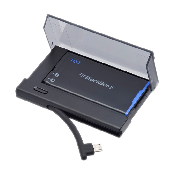 Battery Charger Bundle для BlackBerry Q10