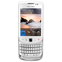 BlackBerry 9800 Torch White
