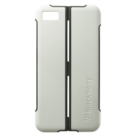 BlackBerry Z10 Transform Shell Case White