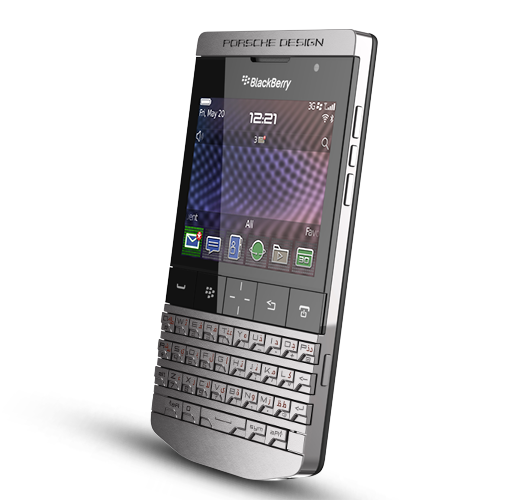 BlackBerry Porsche Design P'9981 (Европа)