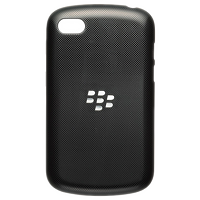 Чехол BlackBerry Q10 Soft Shell Black