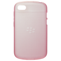 Чехол BlackBerry Q10 Soft Shell Pink