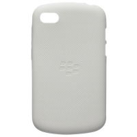 Чехол BlackBerry Q10 Soft Shell White