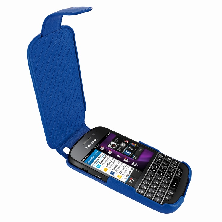 Чехол BlackBerry Q10 iMagnum Blue
