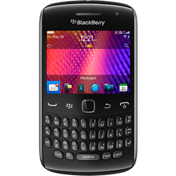 BlackBerry 9360 Curve Black